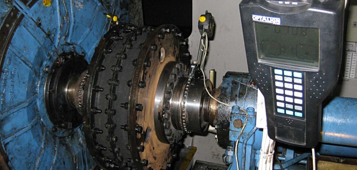 Main Engine Propulsion Shaft Alignment